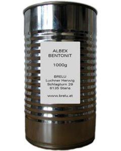 Bentonit 1 Kg granuliert