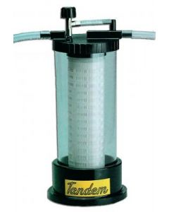 Filterkerzengehäuse Tandem