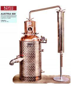 Brennkessel Brelu 500    80 Liter