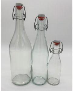Getränkeflasche 0,5 l Bügel