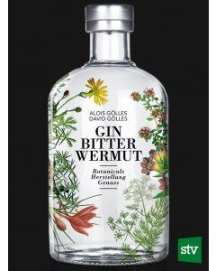 Fachbuch Gin, Bitter und Wermut Autor Alois und David Gölles