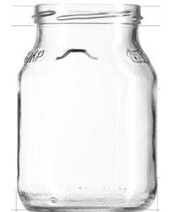 Joghurtglas Landliebe 500 ml TO 70