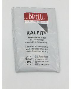 Kalfit-Kaliumpyrsulfit 50 gr