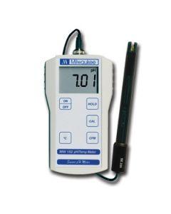 Professionelles pH-Meßgerät MW102
