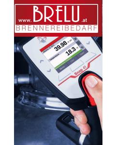 Digitales Messgerät für Alkohol