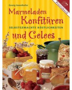 Marmelade Konfitüren und Gelees
