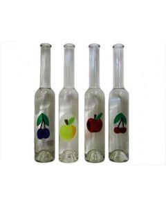 Flasche Siena 0,5 mit Glasfruchtetikett