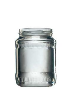 Facettenglas leicht 720 ml