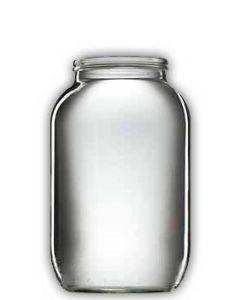 Konservenglas 3400 ml rund TO 100