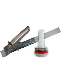 Ablaßgarnitur Kunststoff