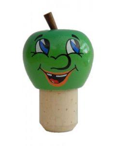 Korken Apfel grün 18mm