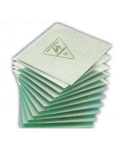 Filterschichten K100 20x20cm